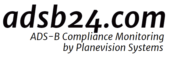 ADS-B Compliance Monitoring - Planevision Systems